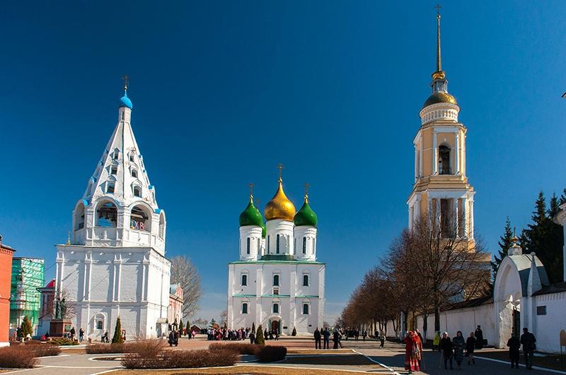 Храмы Коломенского кремля (фото с официального сайта храма)