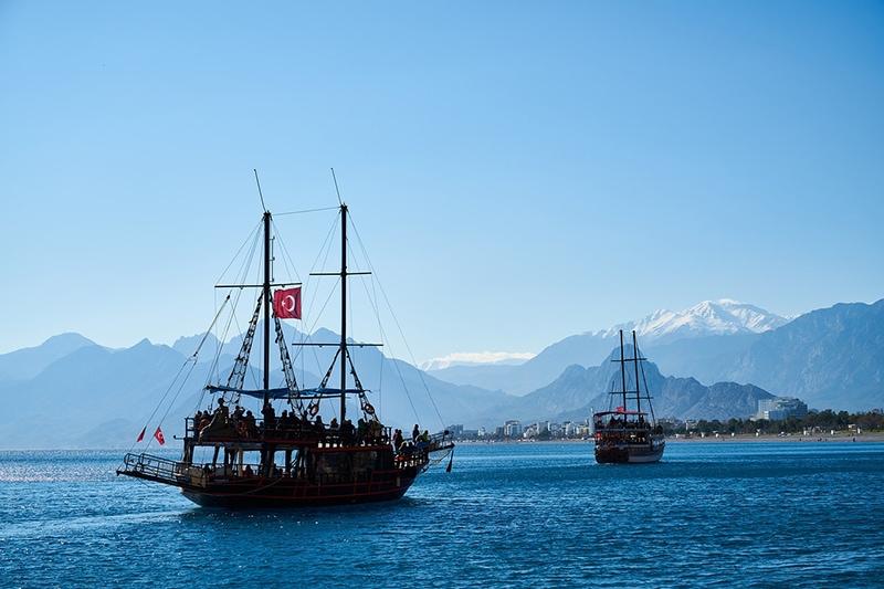 В какие города Турции летают самолеты: Побережье турецкой Анталии