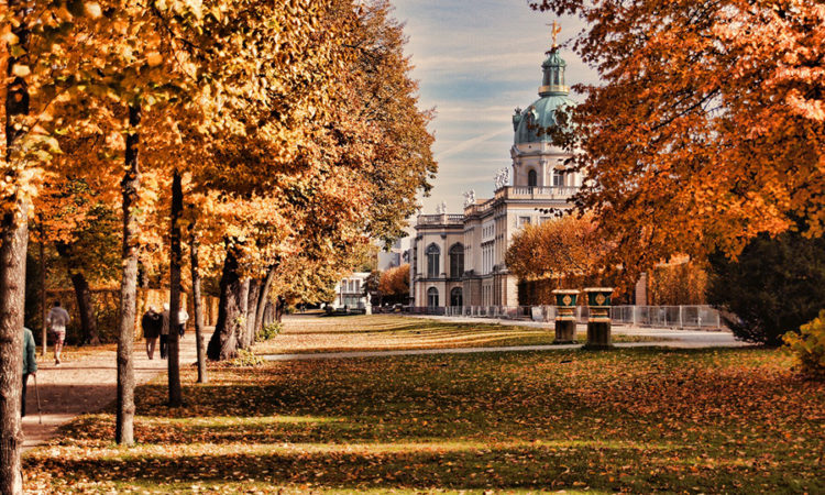 Самостоятельная прогулка по Берлину за 1 день
