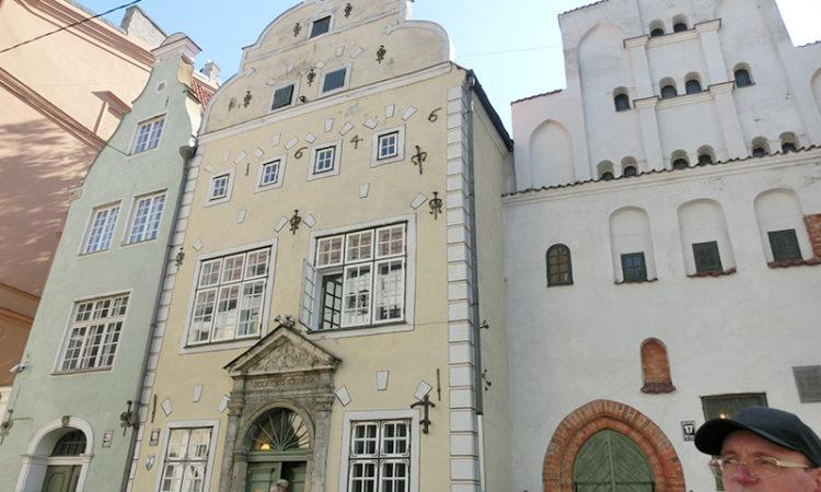 ТОП 9 достопримечательностей Риги