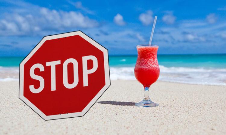 Запрет на выезд за границу: разбираемся с долгами перед отпуском