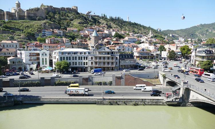 Тбилиси: транспорт, валюта и визы