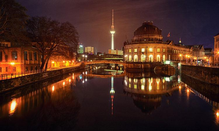 Как поехать в Берлин и где там остановиться