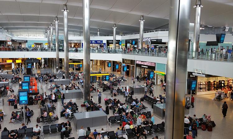Как я потерялся в аэропорту Хитроу