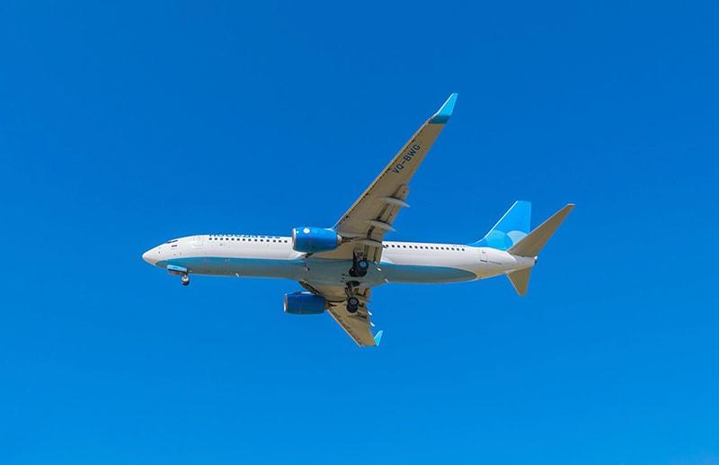 Авиакомпания Победа летает в Тбилиси из Москвы (аэропорт Внуково) и Санкт-Петербурга