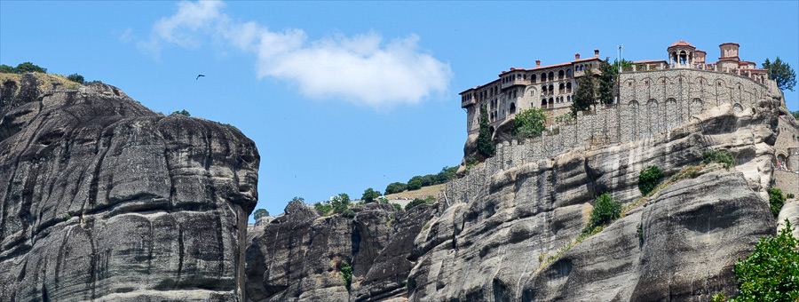 Монастырь Гранд-Метеора