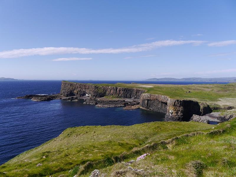 Остров Стаффа, Шотландия