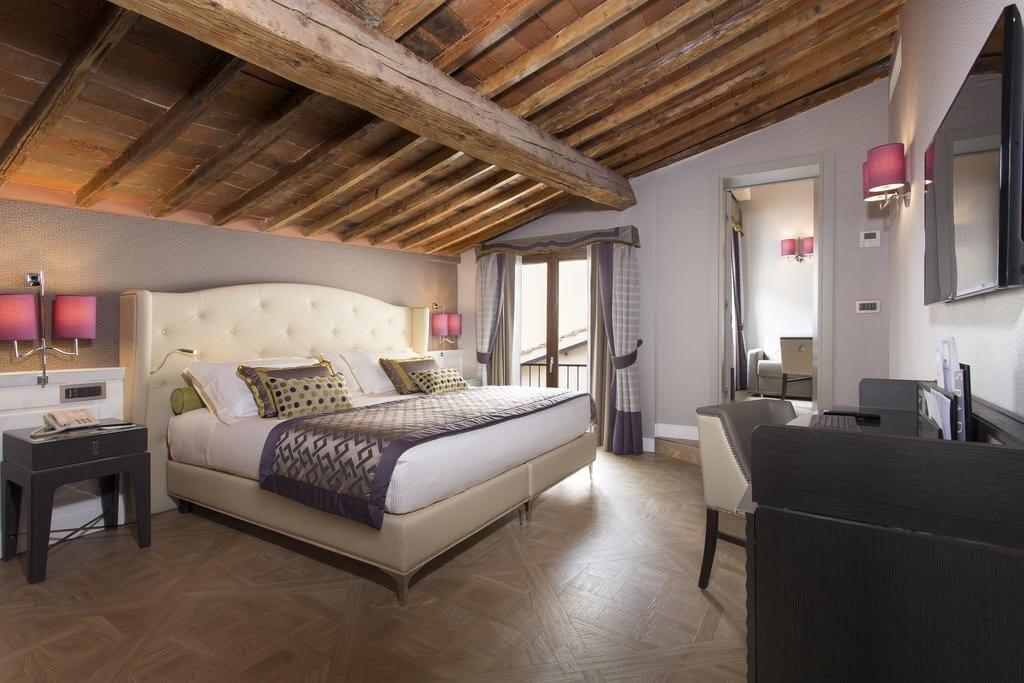Один из номеров отеля Spadai во Флоренции