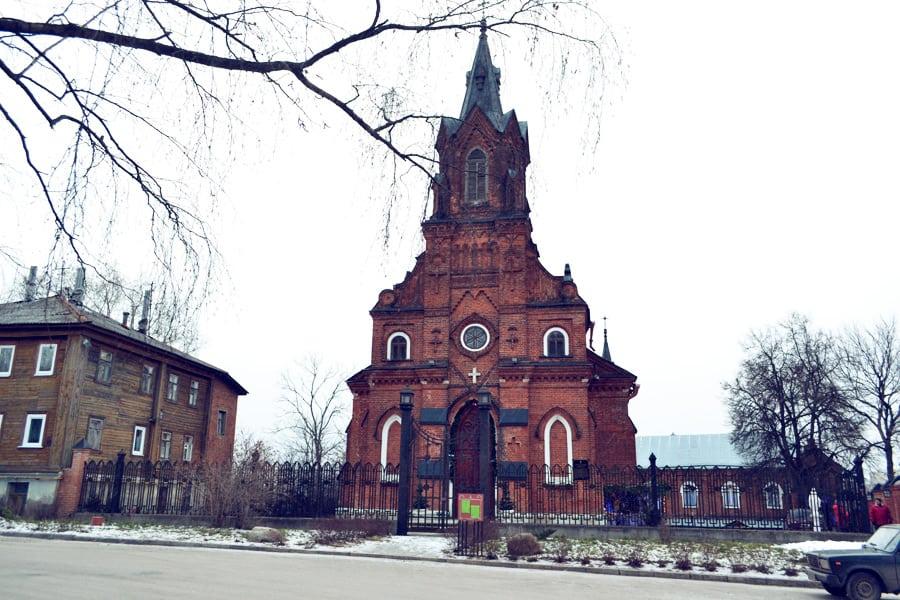 Владимирский костел