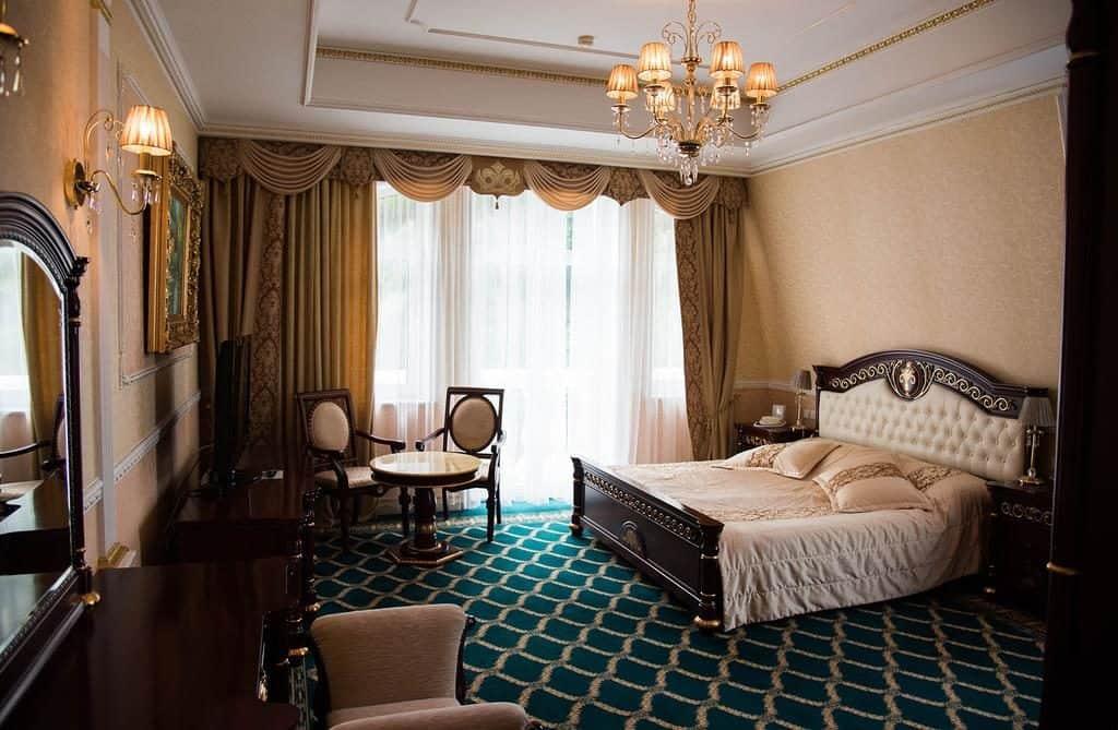 Отель Гранд Палас на море в Калининградской области