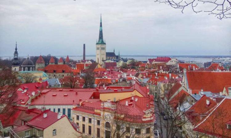Из Минска в Таллин— отчет о поездке
