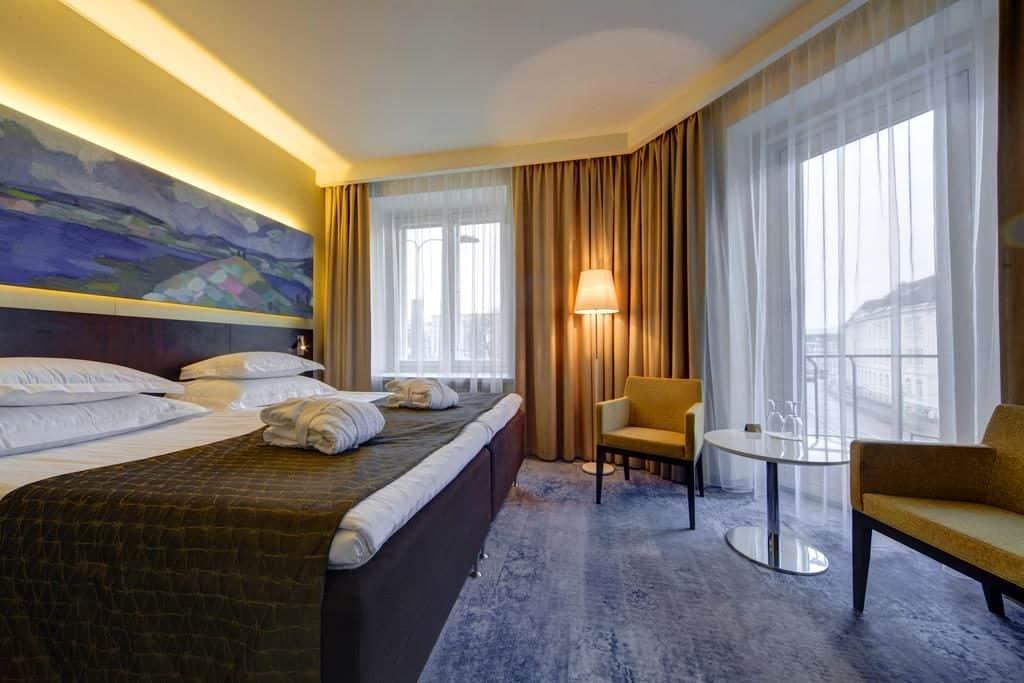 Отель Hotel Palace в Таллине