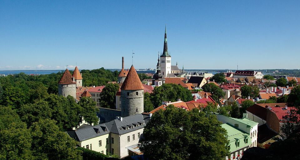 Центр Таллина