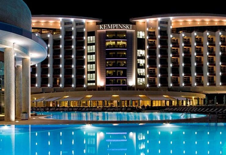 Отель Кемпински/фото booking.com