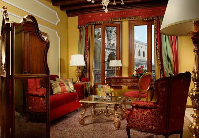 Один из двух номеров в отеле Best Windows в Венеции /фото Booking.com