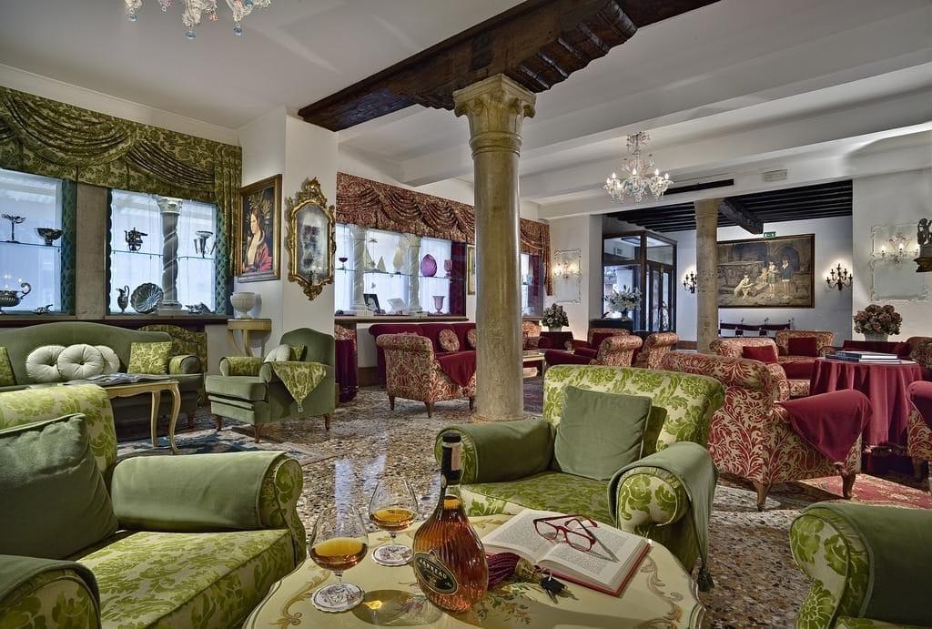 Хороший отель в Венеции - Giorgione