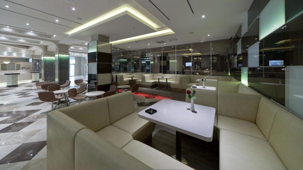 Ресторан в гостинице Калининград