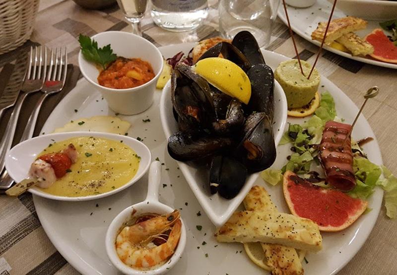 Райское место для ценителей рыбных блюд / фото с официального сайта