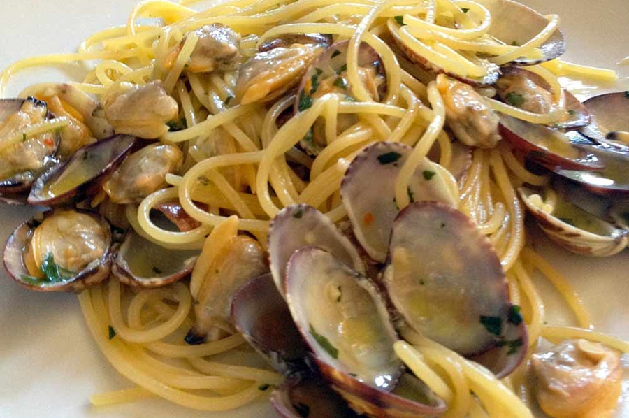 Вкуснейшие блюда с морепродуктами - конек ресторана / фото с официального сайта