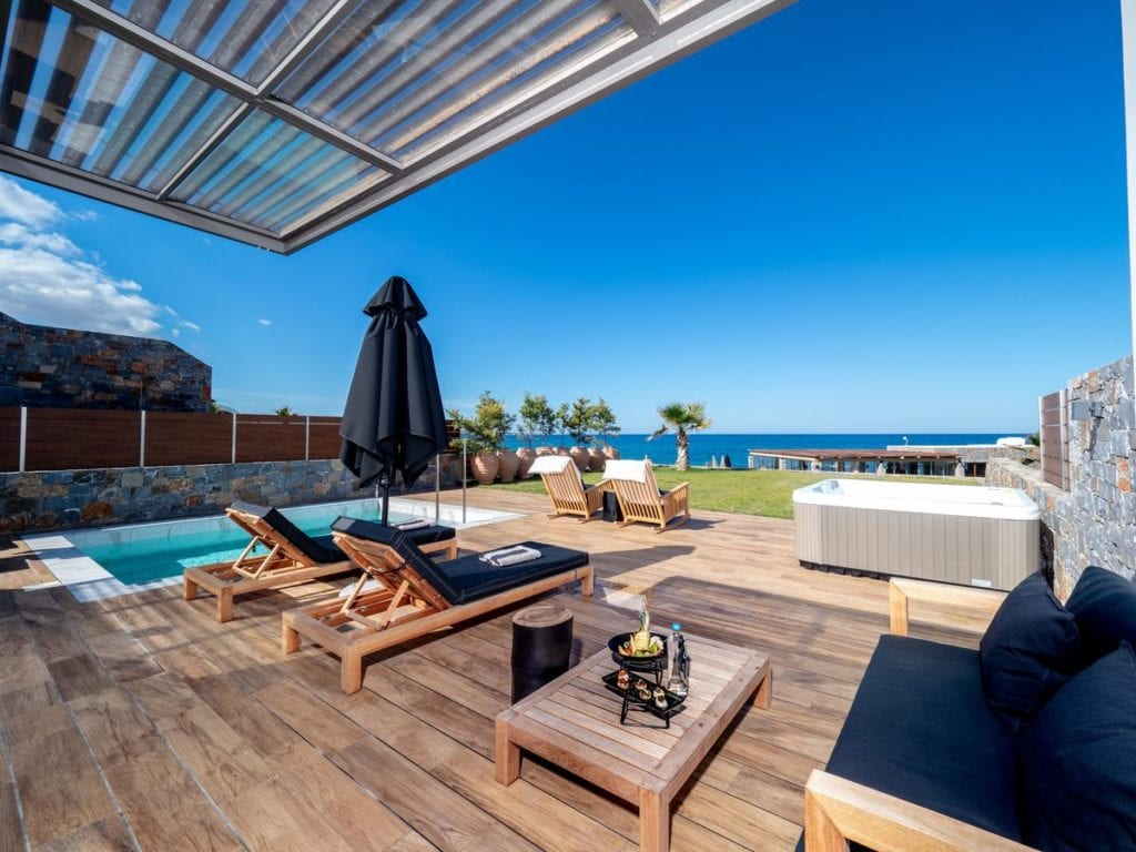 Спа-отель Abaton Island в Греции