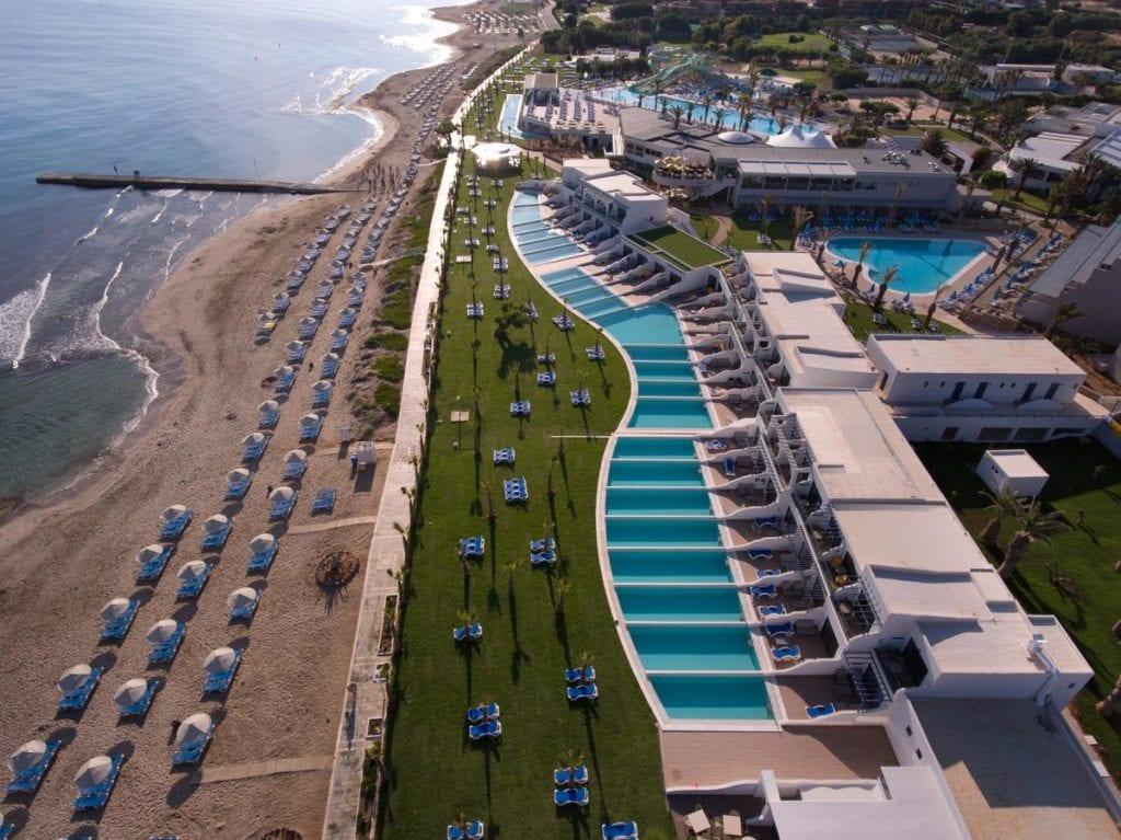 Спа-отель Lyttos Beach в Греции