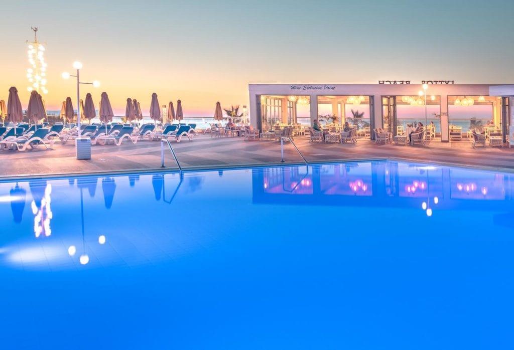 Отель Lyttos Beach в Греции