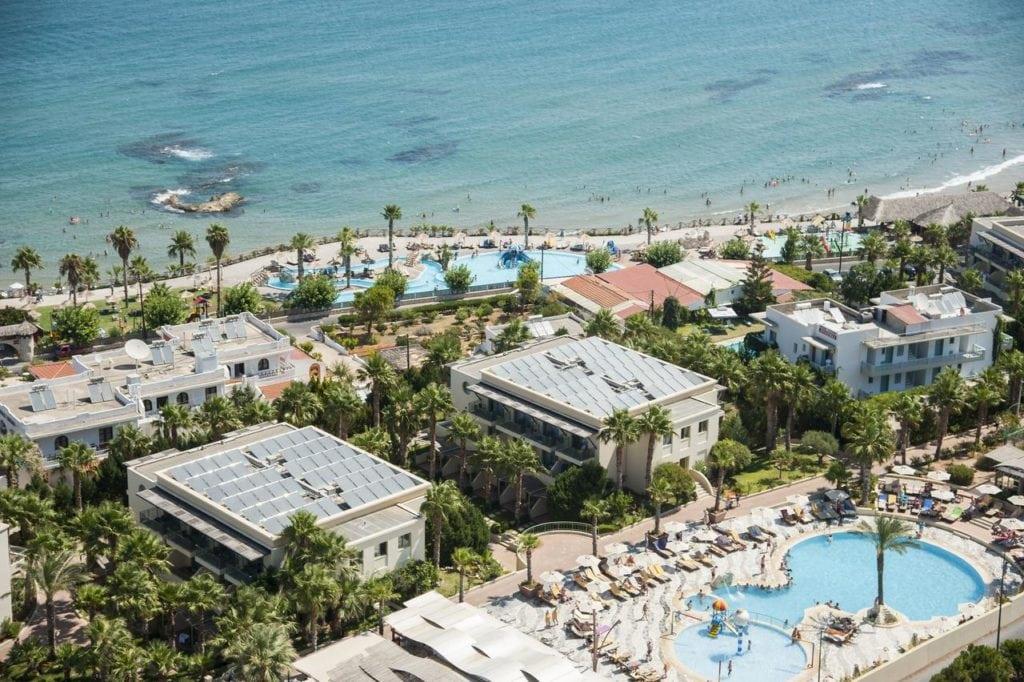 Спа-отель Star Beach в Греции