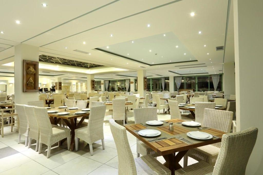 Ресторан в спа-отеле Star Beach
