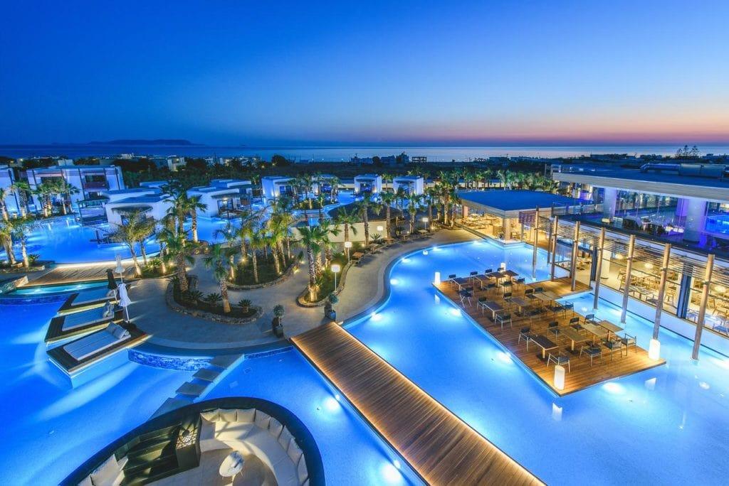 Спа-отель Stella Island в Греции