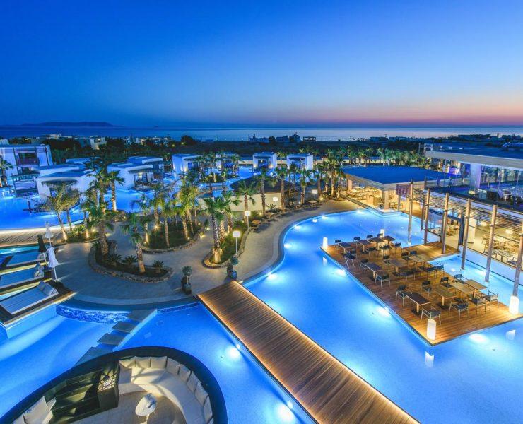 Спа-отели в Греции