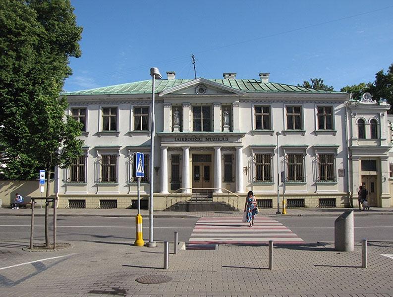 Клайпеда. Музей часов