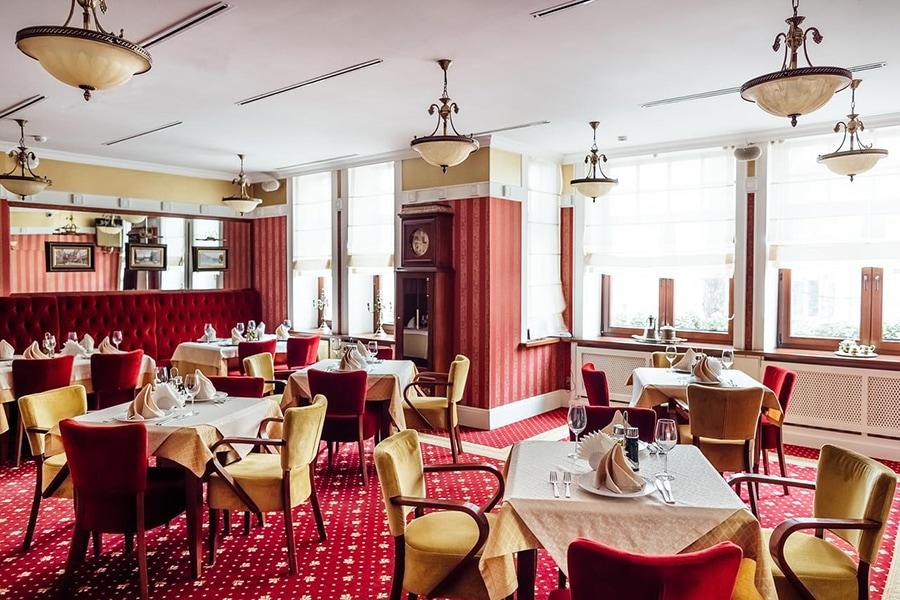 Ресторан/фото с booking.com