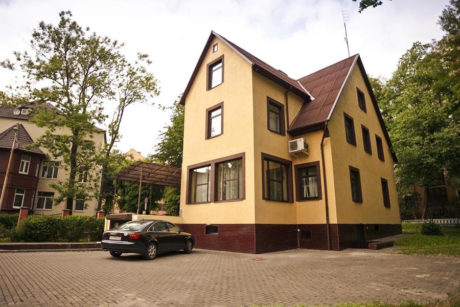 Внешний вид хостела/фото с booking.com