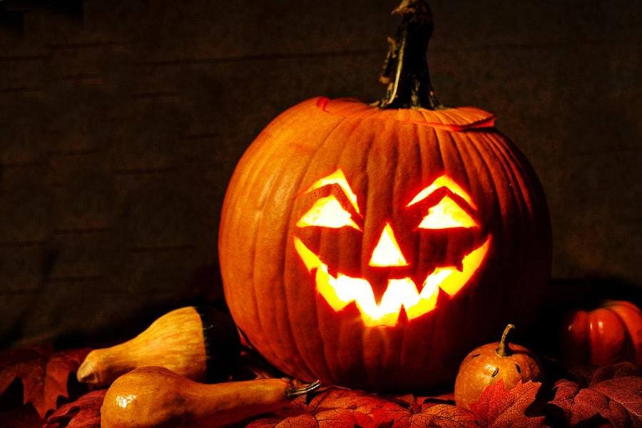 Тыква — символ Хеллоуина. Италия в этом плане не исключение
