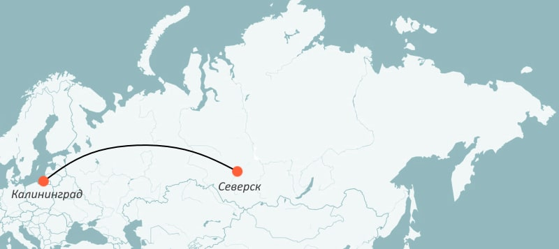 Переезд в Калининград на пмж – схема