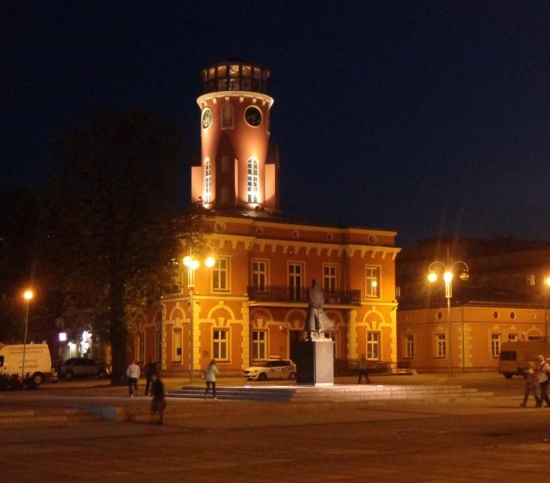 Ратуша в  Ченстохове