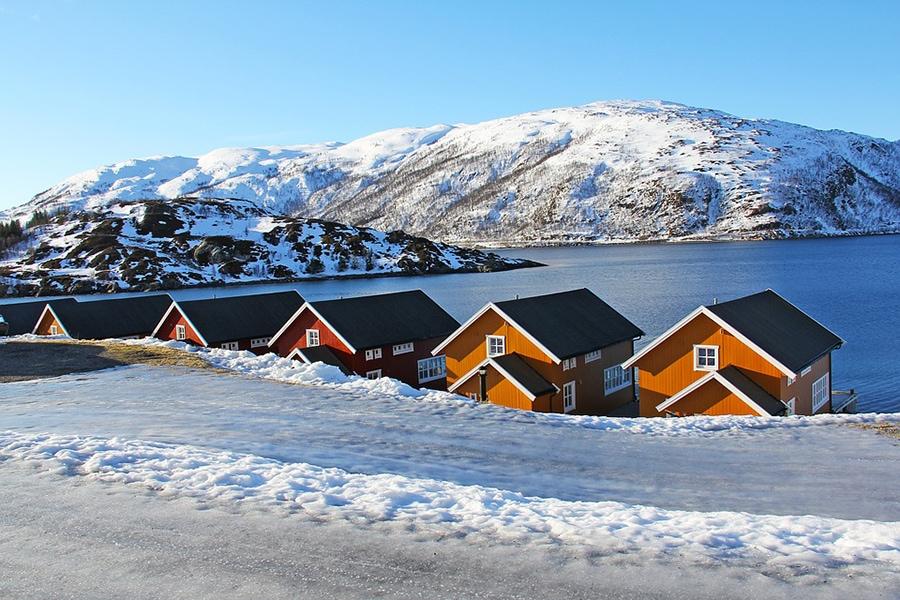 Куда поехать на Новый Год за границу - Норвегия покорит вас