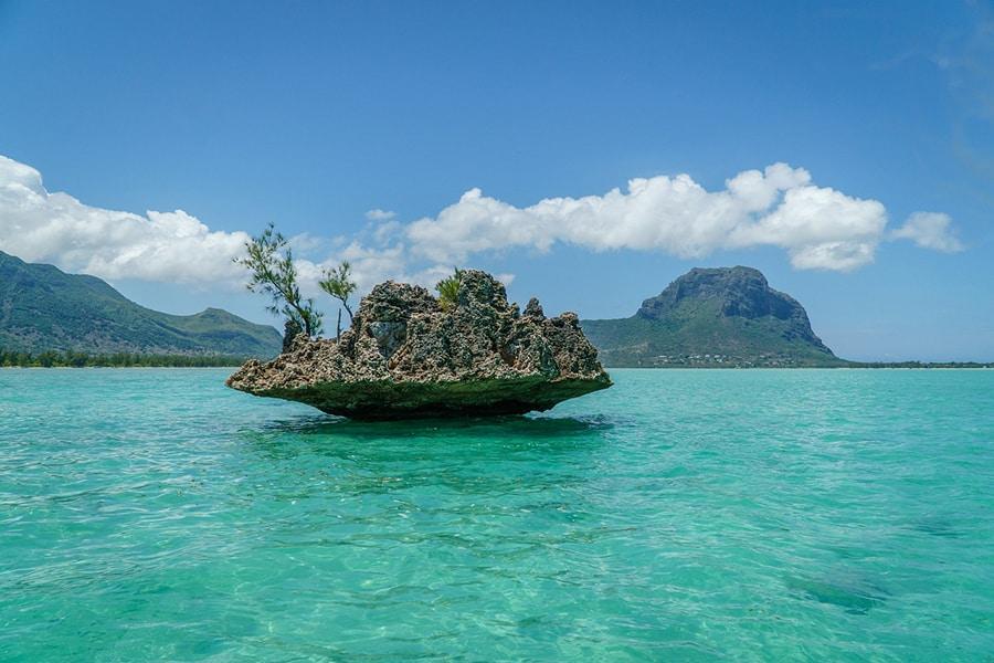 Райские пейзажи Маврикия