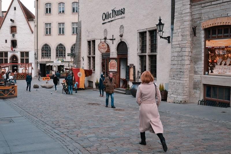 Если вы в Таллине всего 1 день - пообедайте в Olde Hansa
