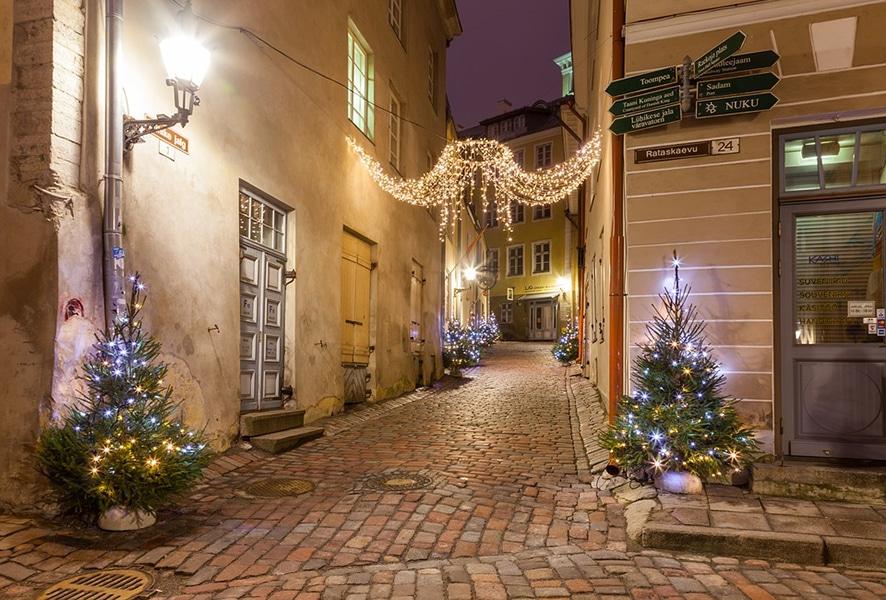 Рождественский Таллин - это всегда сказка
