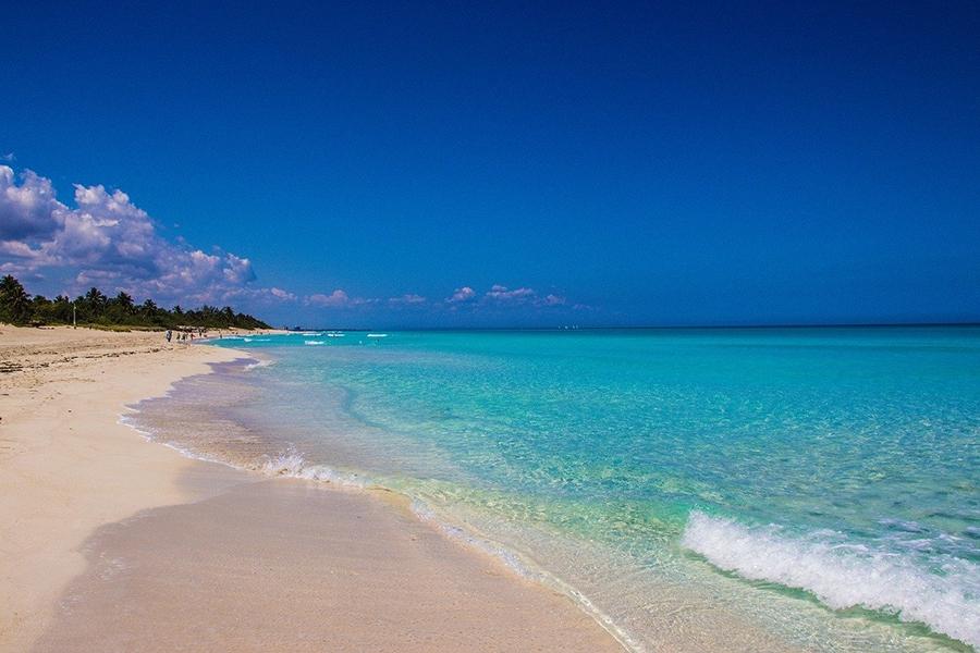 Пляжи в Варадеро