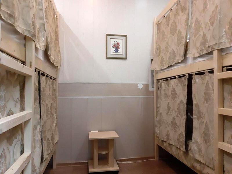 Общая комната со спальными местами