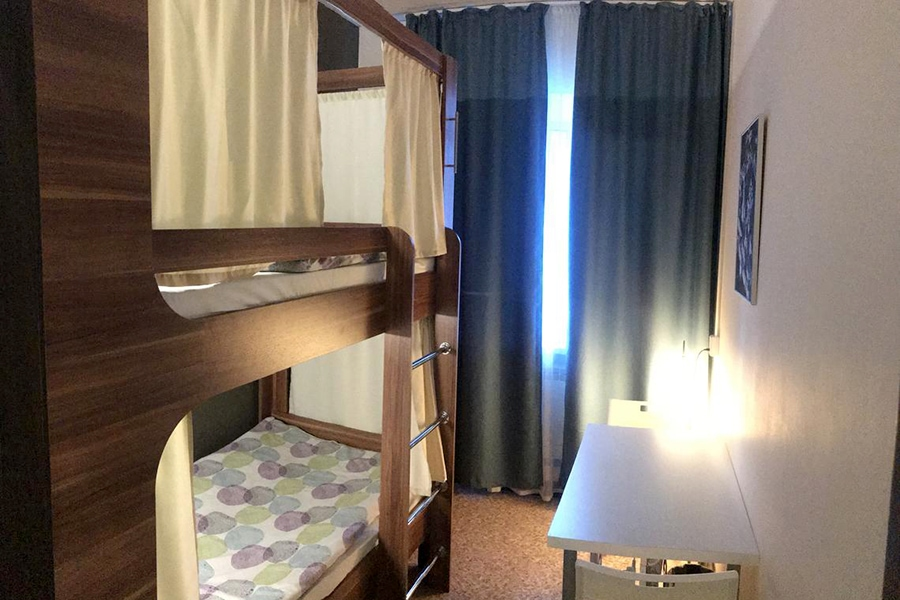 Место в общей комнате