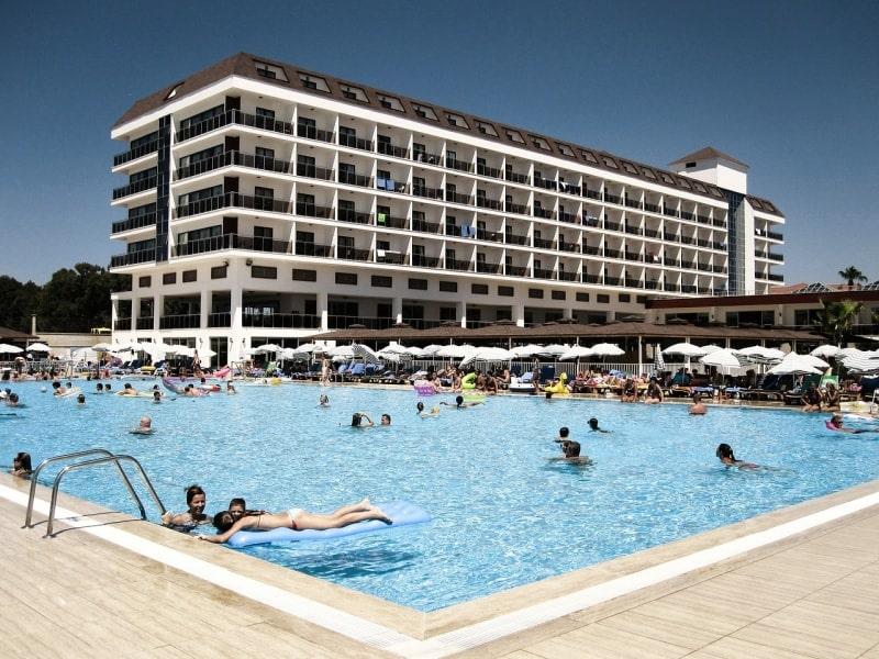 Где в Турции лучше отдыхать с детьми - какой отель выбрать?