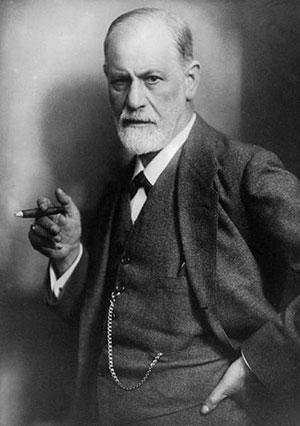 Зигмунд Фрейд — австрийский психоаналитик, основатель психоанализа
