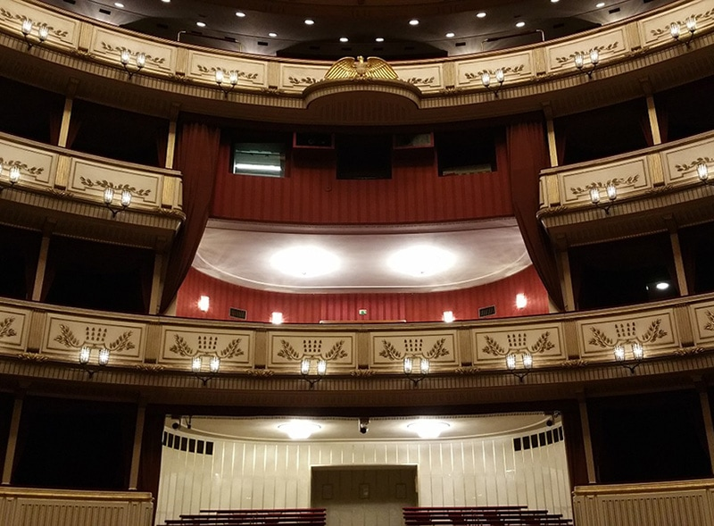 Ложи венской оперы