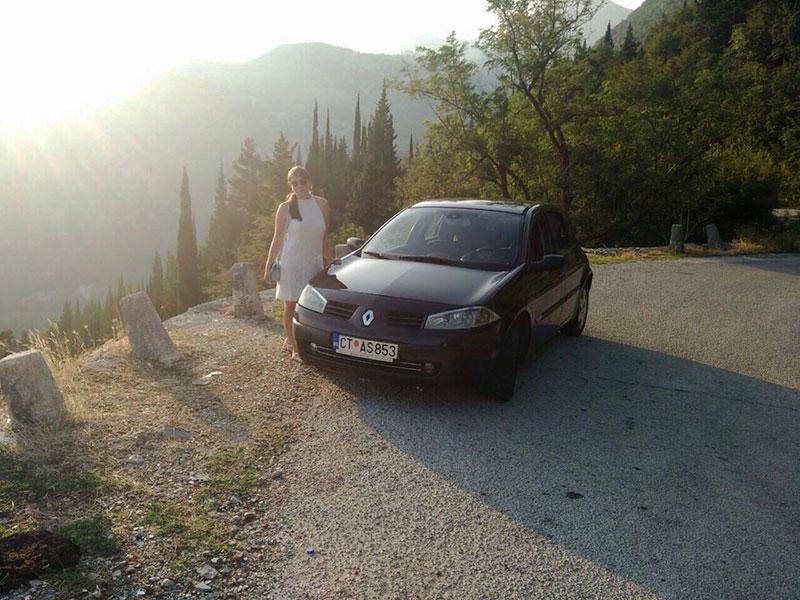 Вот что удалось посмотреть в Черногории самостоятельно на машине Reno