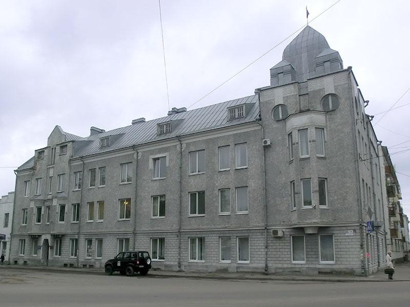 Дом купца Ситойнена 1907 г.