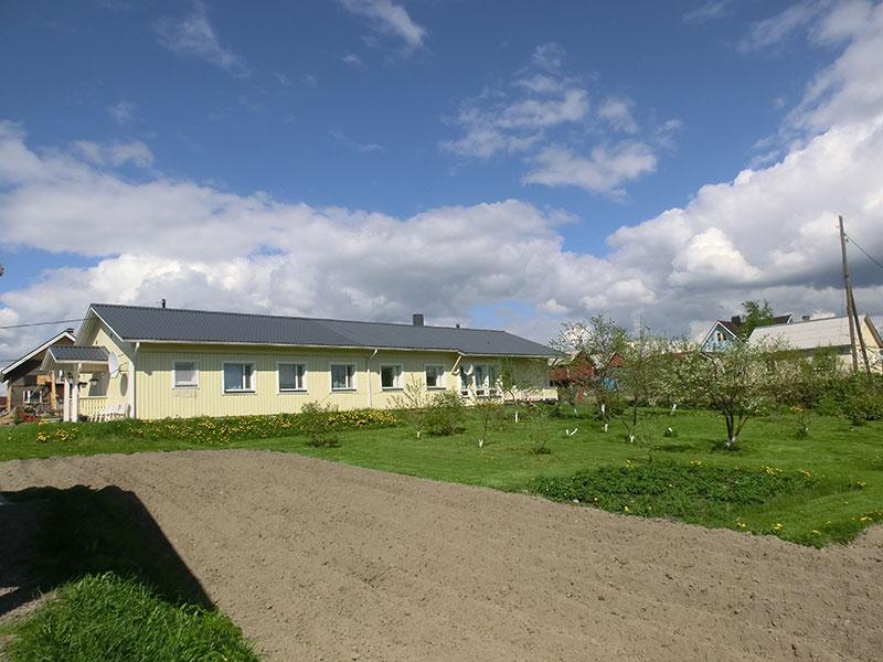 Гостевой дом, Сортавала