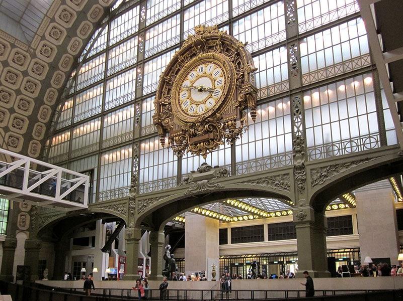Интересная достопримечательность Парижа – Музей Орсе